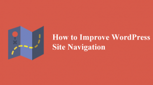 how to improve wordpress navigation