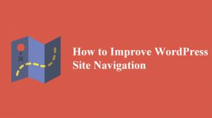 how to improve wordpress navigation