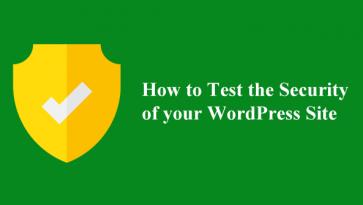 test-security-wordpress