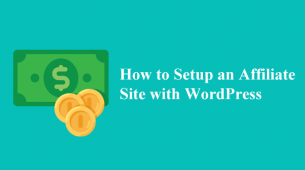 How to set up an affiliate site with wordpress
