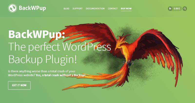 BackWPup Homepage