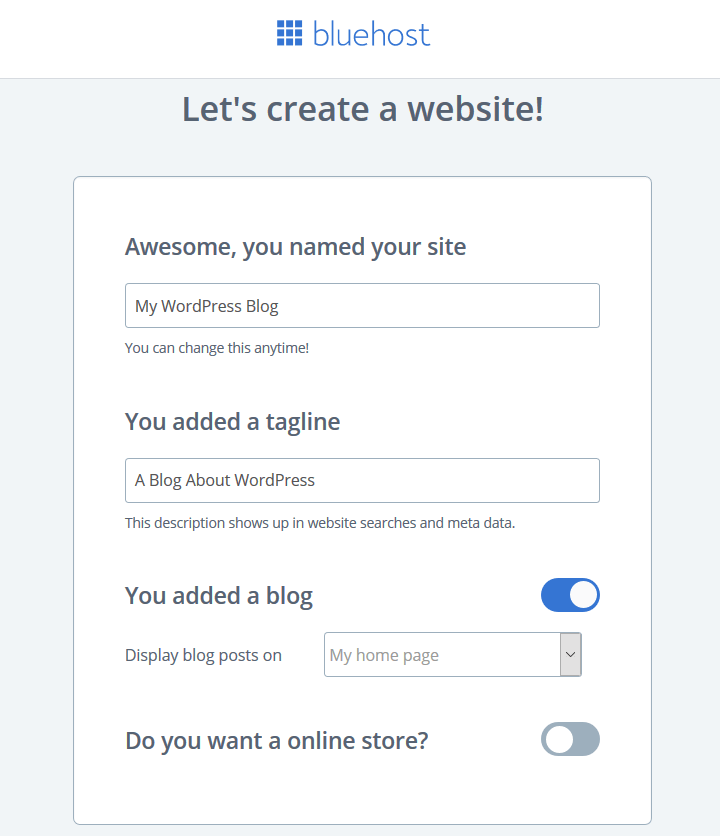 create a website.1