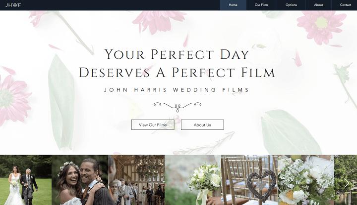 john harris wedding films