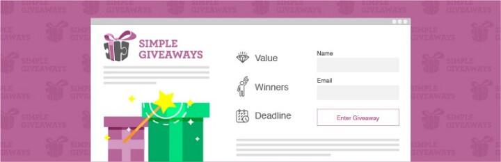 simple giveaways